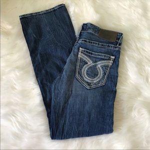 Big Star Men's Pioneer Boot Blue Jean 33L